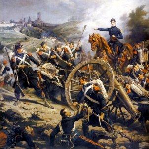 Artilleria segle XIX guerra francoprussiana