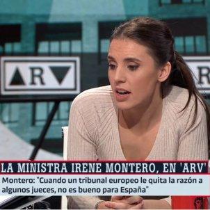Irene Montero La Sexta