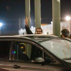 jordi cuixart sortida preso lledoners - Europa Press