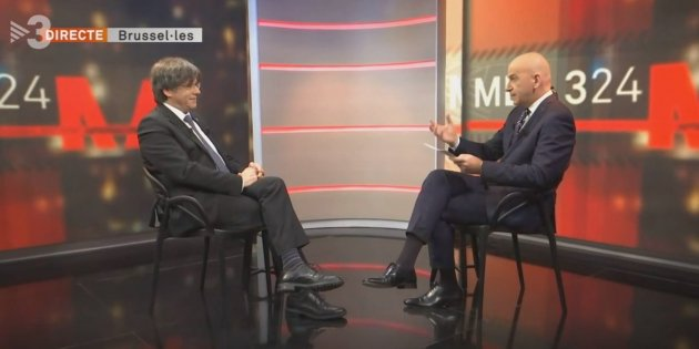 puigdemont coral tv3