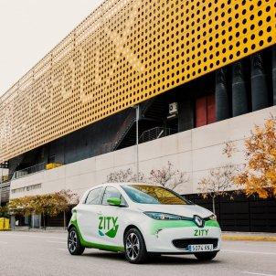 EuropaPress 2117238 MADRID  San Sebastián de los Reyes y Coslada se suman a la Zona ZITY con 30 plazas reservadas para carsharing
