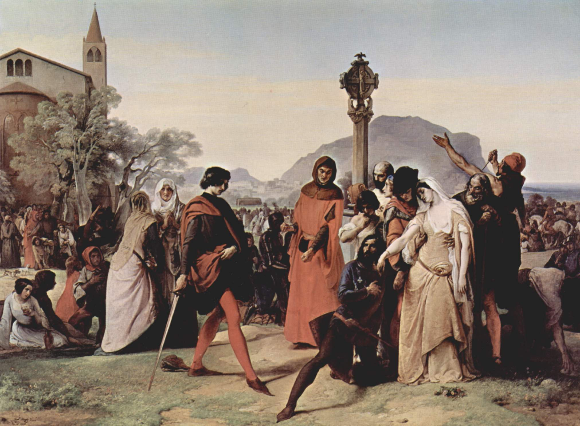 vespres sicilianes Francesco Hayez 023wikimedia commons