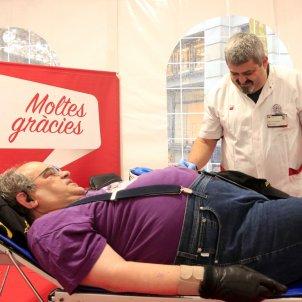 marató donar sang   ACN