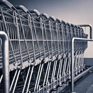 carros compra consum supermercat pixabay