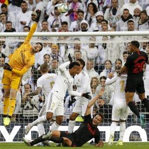 Reial Madrid Sevilla EFE