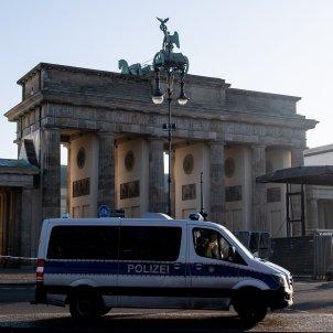 berlin porta brandenburg conferencia libia efe