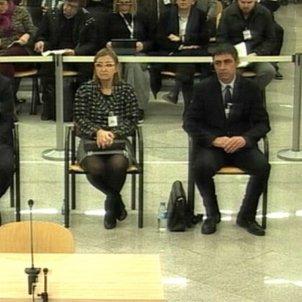 Judici trapero Audiència acusats