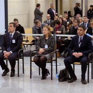 Audiència Judici Trapero   EFE