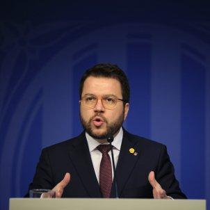 Pere Aragonès ERC Pressupostos - Sergi Alcàzar