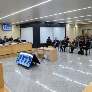 Audiència nacional sala judici Trapero EFE