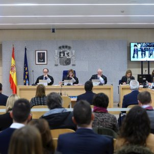 Judici Trapero Audiència tribunal EFE