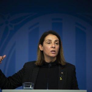 Acord Pressupostos Economia Meritxell Budo - Sergi Alcazar