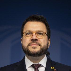 Acord Pressupostos Economia Pere Aragonès - Sergi Alcazar