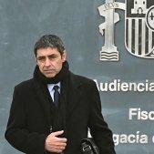 Josep Lluís Trapero judici procés Audiència Nacional EFE