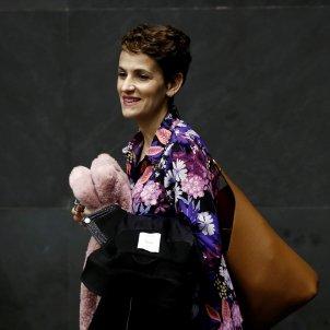 Maria Chivite presidenta Navarra - Efe