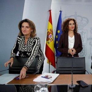 María Jesús Montero EFE
