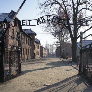 auschwitz camp concentracio nazi wikimedia
