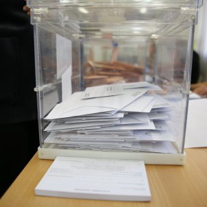 Urnes eleccions generals (Sergi Alcàzar)