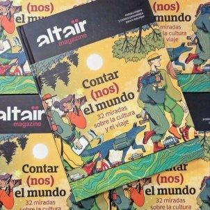 'Contar (nos) el mundo'. Altaïr, 204 p., 24 €.
