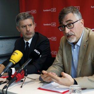 Carles Salvado Van der Eynde fundació puntCAT Tsunami Democràtic ACN