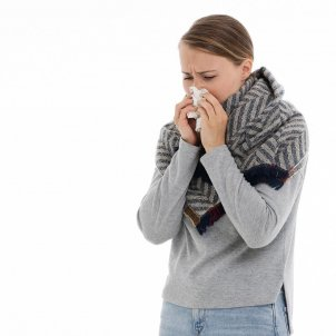 rinitis grip refredat malaltia pixabay