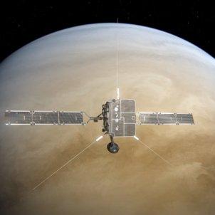 Solar Orbiter Venus flyby pillars ESA