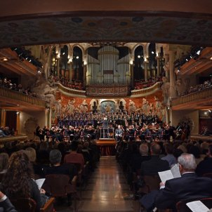 Simon Rattle LSO II (c) Antoni Bofill Palau de la Música