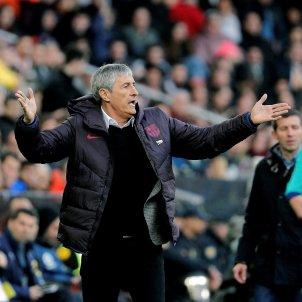 Quique Setién València Barça EFE
