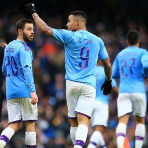 Gabriel Jesus Foto Manchester City
