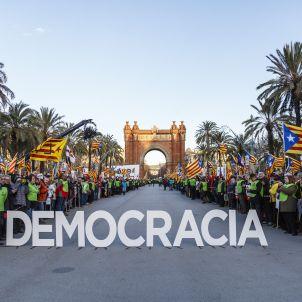 Bandera estelada Independencia 9N procés Sergi Alcàzar  03
