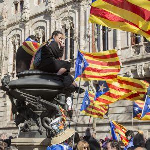 Bandera estelada Independencia 9N  Sergi Alcàzar  08