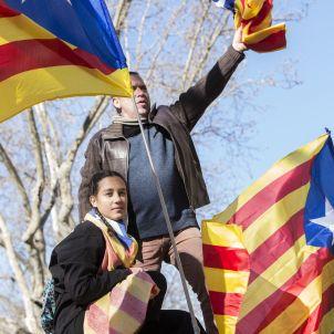 Bandera estelada Independencia 9N  Sergi Alcàzar  11