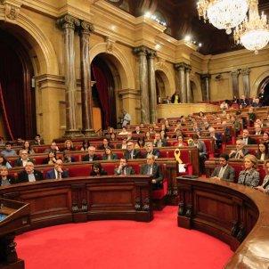 ELNACIONAL Ple Parlament inhabilitació Torra - Sergi Alcàzar