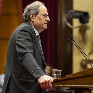 Quim Torra JxCat Parlament - Sergi Alcazar