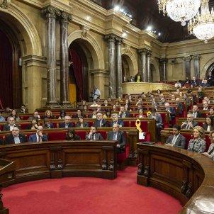 Ple Hemicicle Quim Torra JxCat Parlament - Sergi Alcazar