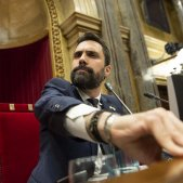 Roger Torrent JxCat Parlament - Sergi Alcazar