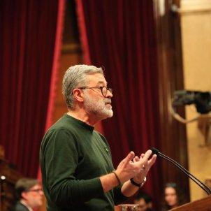 ELNACIONAL Carles Riera CUP Ple Parlament inhabilitacio Torra - Sergi Alcàzar