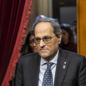 Torra JxCat Ple Parlament - Sergi Alcazar
