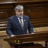 Albert Batet Ple Parlament - Sergi Alcazar