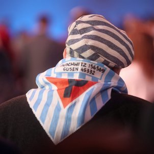 expresoner Auschwitz acte 75 anys alliberament - Efe