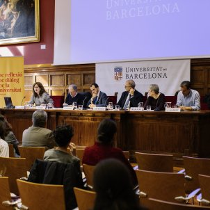 Debats Catalunya Espanya i mitjans UB