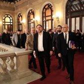 Presos polítics Parlament comissió 155 3   Sergi Alcàzar