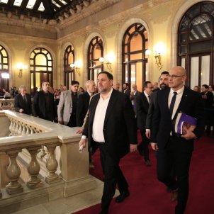 Presos polítics Parlament comissió 155 2   Sergi Alcàzar