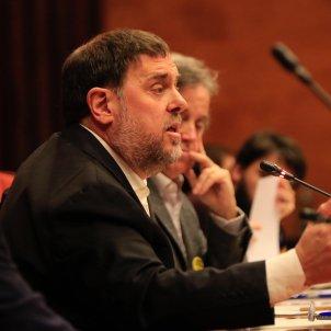 Junqueras comissió 155 Parlament entrevista - Sergi Alcàzar