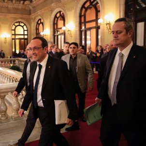 Rull Forn Parlament presos Sergi Alcàzar