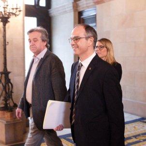 Turull Comissió 155 presos polítics   Mireia Comas