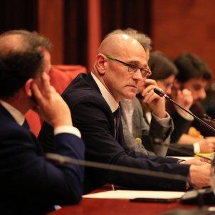 Raül Romeva Comissió 155 Parlament - Sergi Alcàzar