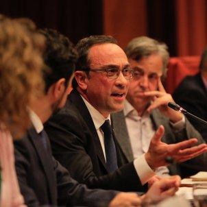Josep Rull compareixença comissió 155 Parlament - Sergi Alcàzar