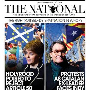 Portada de The National / The National