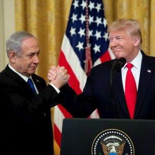 Trump i Netanyahu   EFE